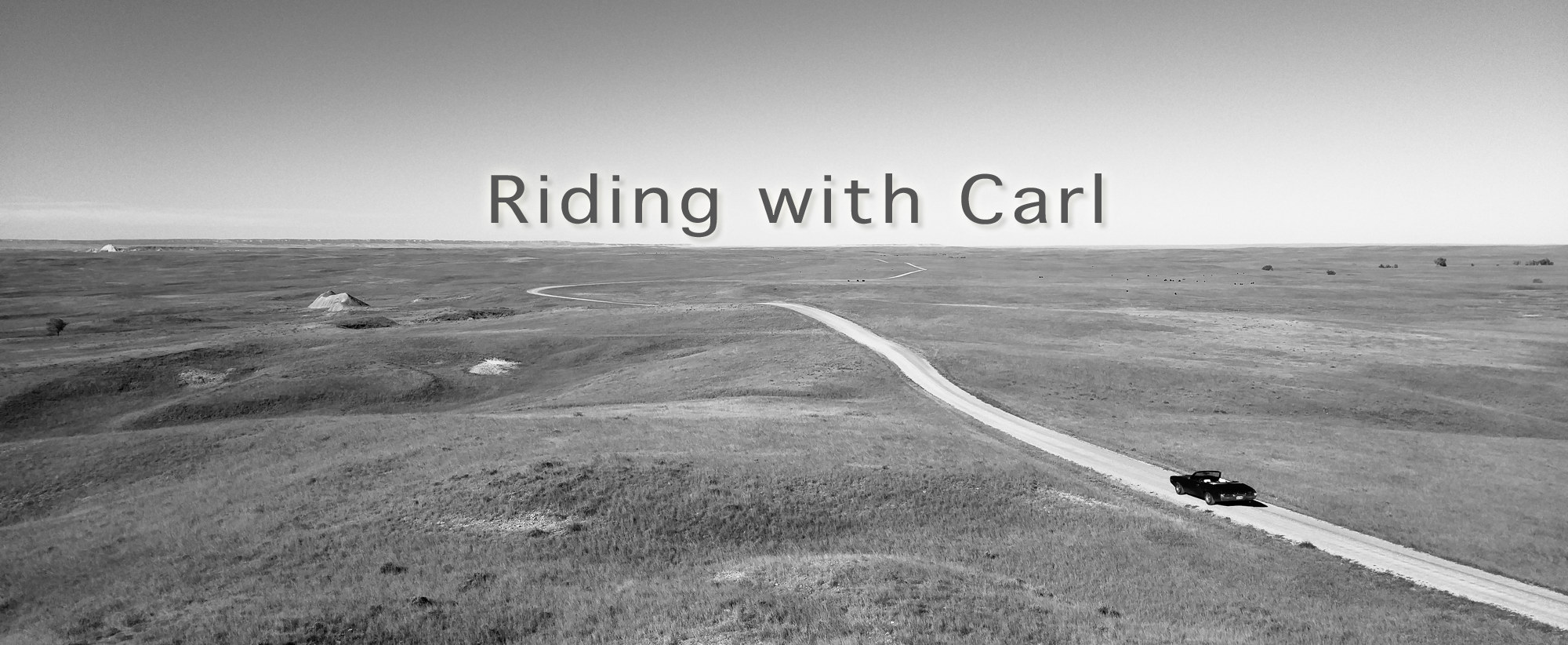 Riding with Carl